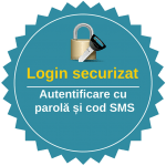 Login securizat